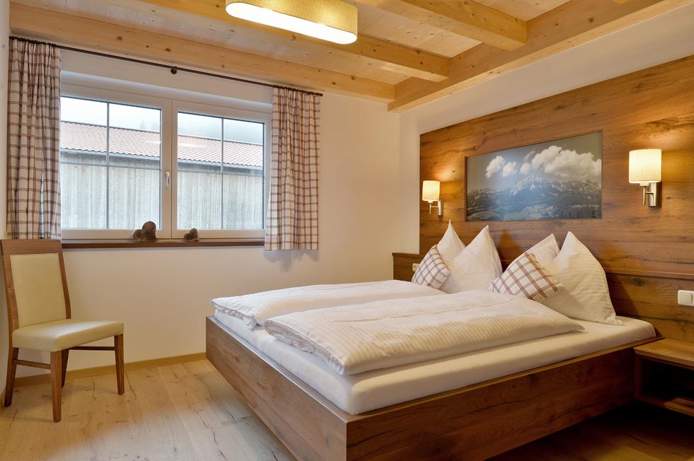 06-Appartement-Wilder-Kaiser-Schlafzimmer-3