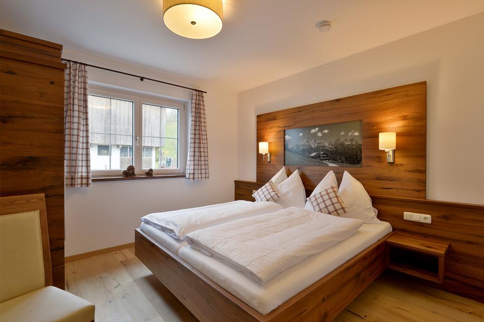 Appartement-Ellmau-Schlafzimmer-2